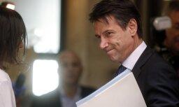 Itālija paziņo, ka pieturēsies pie sava budžeta plāna