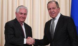 СМИ: Тиллерсон подготовил план по налаживанию отношений с Россией