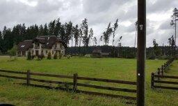 Siguldas pašvaldība finansiāli atbalstīs vētrā cietušā nama saimniekus