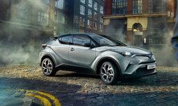 'Toyota' pasaulē atsauc miljonu hibrīdautomobiļu