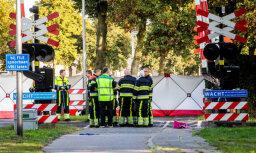 Поезд в Нидерландах сбил электрокар для школьников. Четыре ребенка погибли