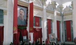Krievijā atcelta melnās komēdijas 'Staļina nāve' izrādīšana
