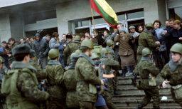 Бывшие советские офицеры не признали свою вину по событиям 1991 года в Вильнюсе