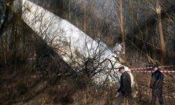 В минобороны Польши обнаружили запись взрыва на самописцах самолета Качиньского
