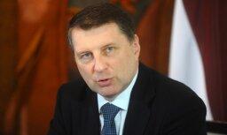 Vējonis: nododot Saeimā otrreizējai caurlūkošanai grozījumus Kredītiestāžu likumā, viens no mērķiem tika sasniegts