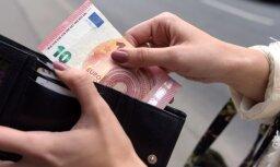 Valsts kontrole: pērn strauji pieaudzis jauno nodokļu parādu apmērs