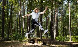 'BeActive' vēstnese Kristīne Garklāva: Kopīga sportošana saliedē ģimeni