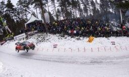 Video: WRC rallija fanu Meka - 'Colin's Crest' Zviedrijā