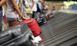 Lidosta 'Rīga' brīdinājusi 'Havas Latvia' par nesavlaicīgu bagāžas izsniegšanu pasažieriem