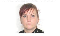 ФОТО: В Риге разыскивается без вести пропавшая женщина