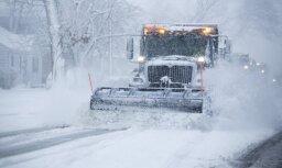 'Latvijas autoceļu uzturētājs' ir gatavs ziemas sezonai, uzsver uzņēmuma vadība