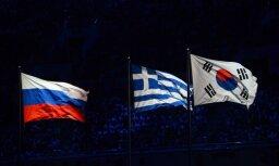 SOK: ziņas par Krievijas pielaišanu startam 2018. gada olimpiādē par 100 miljoniem dolāru ir nepatiesas