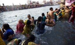Вода в Инде и Ганге признана смертельно опасной для человека