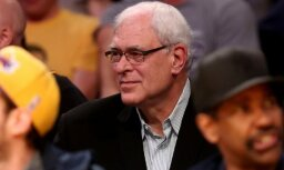 'Knicks' prezidents Džeksons: pagaidām vēl neesam ieinteresēti piedāvājumos par Porziņģi