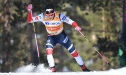 Klēbo 21 gada vecumā iegūst Lielo kristāla globusu distanču slēpošanā