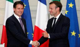 Италия выступила за создание центров миграции на родине беженцев