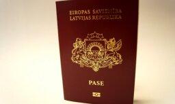 """Латвийский паспорт — десятый по """"мощности"""" в мире"""