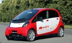 'Mitsubishi i-MiEV' elektromobilis iegūs vairākas versijas