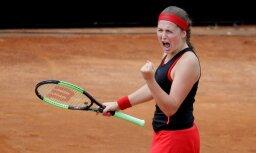 Остапенко вновь стала пятой ракеткой мира, Шарапова вернулась в топ-30