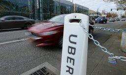 Uber закрывает бизнес в Дании