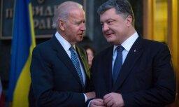 Прощальный визит: Байден призвал Украину покончить с зависимостью от России