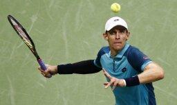 Gulbja pāridarītājs Andersons sasniedz 'US Open' finālu; tiksies ar Nadalu