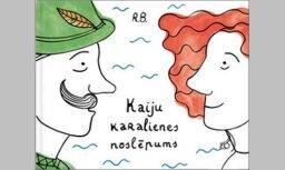 Latvijas grāmatu ilustratores Rūta Briede un Gundega Muzikante viesosies Lielbritānijā