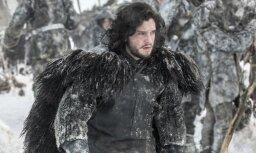 'Troņu spēles' aktieri sagrauj fanu cerības – Snovs ir miris