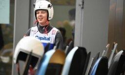 Kendijai Aparjodei un Šiciem piektā vieta Pasaules kausa posma Sprinta kausā