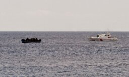 Vidusjūrā pie Lībijas krastiem svētdien atrasti noslīkuši 11 migranti