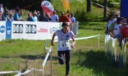 Orientieristei Dambei 18.vieta pasaules čempionāta garajā distancē