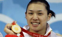 Olimpiskā dopinga sērga turpinās: iekritušas vēl trīs olimpiskās čempiones svarcelšanā