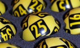 Loterijā rīdzinieks laimējis vairāk nekā 245 tūkstošus eiro
