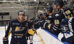 'Liepāja/Optibet' hokejisti OHL mačā vēlreiz pārspēj 'Kurbadu'