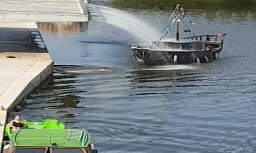 Video: Garāmgājējs izglābj kuģīti 'Moana' no nogrimšanas