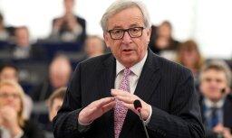 Глава Еврокомиссии призвал улучшить отношения с Россией