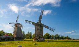 На Сааремаа проходят эстонско-латвийские учения по борьбе с загрязнением окружающей среды