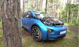 Video: Dāvis testē – vai 'BMW i3' ir īsts bembis