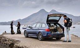 BMW jaunās 5. sērijas universālis 'Touring'
