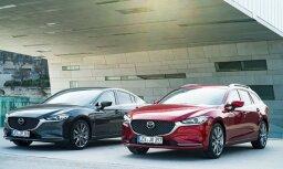 Satiec jaunu Mazda6 un Mazda CX-3 2018 un atklāj jaunus kvalitātes standartus