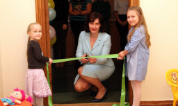 В здании Министерства финансов открыли специальную комнату для детей чиновников
