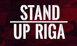 В Риге пройдет масштабный стендап - концерт Riga Stand Up