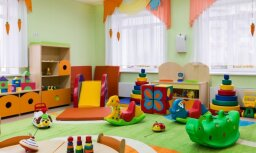 No Engures novada bērnudārza nolaupītā meitenīte Vācijā nošķirta no vecākiem