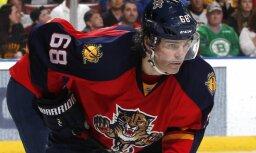 Jāgrs - ceturtais visvairāk spēles NHL aizvadījušais hokejists