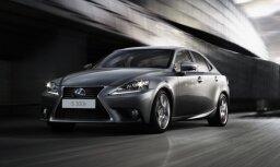 Тест-драйв Lexus IS: золотая середина