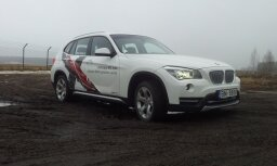 """Тест-драйв BMW X1: сколько стоит """"семейный спорт"""""""