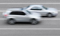 Otrdien valstī reģistrēti 158 ātruma pārkāpēji