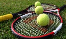 Ukraiņu tenisistiem Aleksejenko piespriesta mūža diskvalifikācija par spēļu sarunāšanu