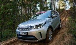 Braucienā uz Usmu izmēģināti jaunākie 'Latvijas Gada auto 2018' pretendenti
