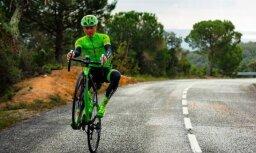 Skujiņa vienībai piektā vieta 'Coppi e Bartali' komandu braucienā
